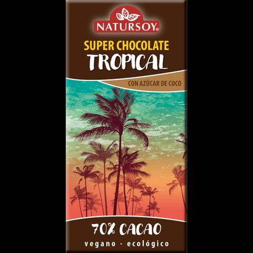 Super-Chocolate Tropical