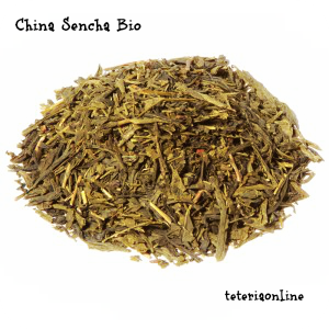 Te Verd China Sencha Bio