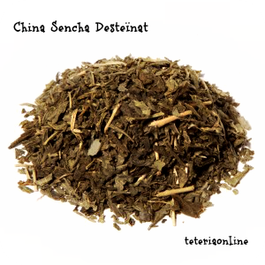 Te Verd China Sencha Desteïnat