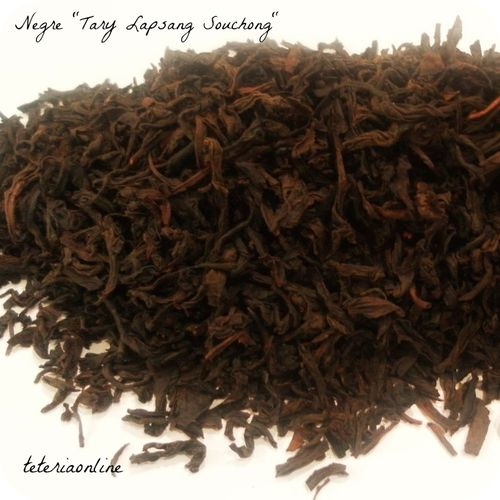 "Te Negre ""Tary Lapsang Souchong"""