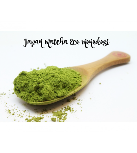 Japan Matcha Eco Monodosi