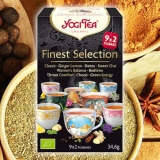 "Yogi Tea ""Finest Selection"""