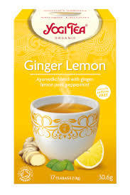 "Yogi Tea ""Ginger & Lemon"""