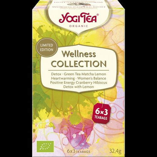 Wellness Collection Yogi Tea