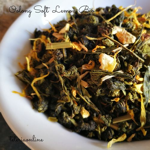 Oolong Soft Lemon Bio