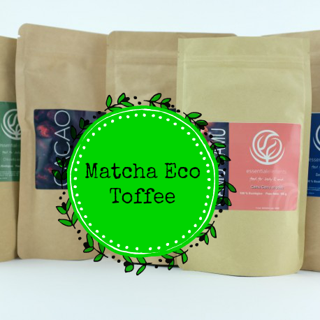 Matcha Eco Toffee